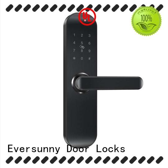 Eversunny electronic door code wifi for apartment