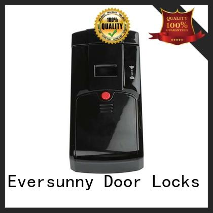 Eversunny remote control house door lock energy-saving for apartment