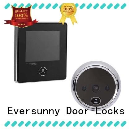 Eversunny multiple-digit digital viewer automatically for sliding door