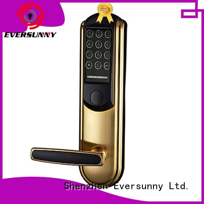 Eversunny electronic passcode door handle broken for apartment
