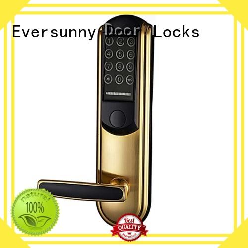 Eversunny gate lock with code entry home for hotel