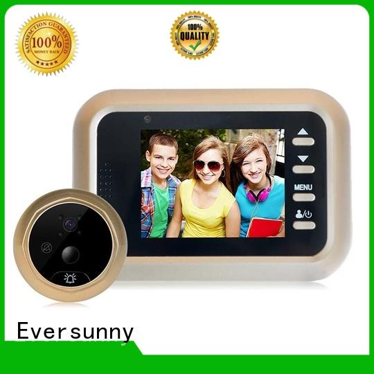 professional peephole viewer inch Large angle for home