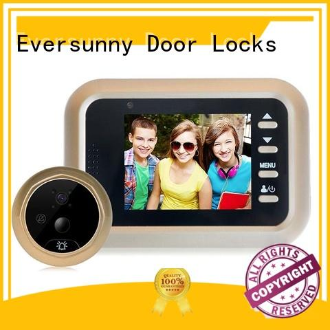 Visual Peephole lcd peephole 45ch intelligent for office