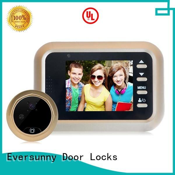 Eversunny electronic digital viewer Intelligent for Aluminum alloy door