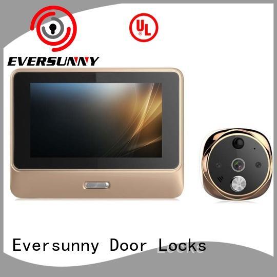 Eversunny electronic digital peephole wifi digital HD for home