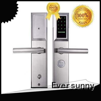Eversunny front locks with code energy-saving for hotel