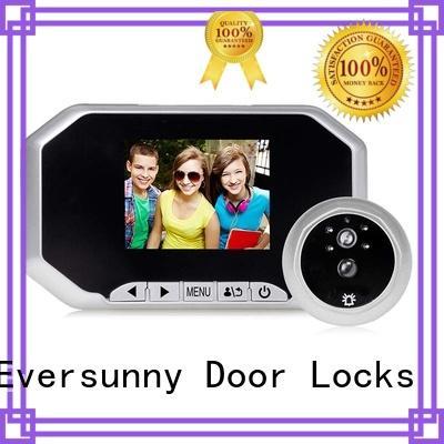 security door peephole viewer security intelligent for front door