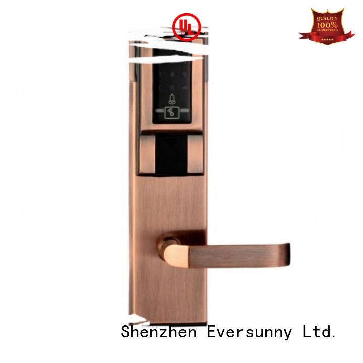 Eversunny broken gate lock with code smart for office