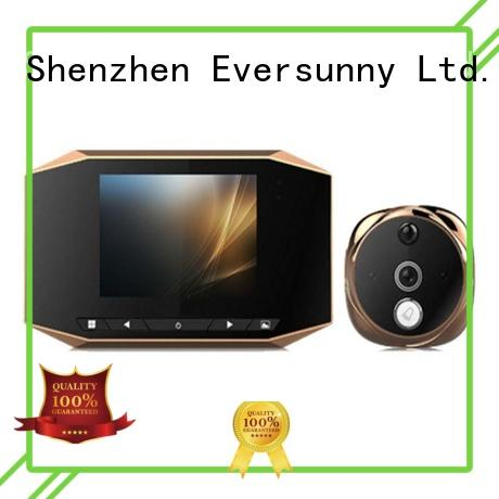 electronic lcd peephole Large angle for apartment