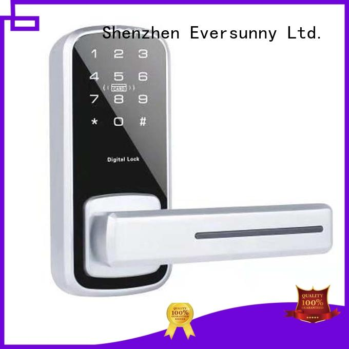 Eversunny keyless code locks for external doors entry home for apartment