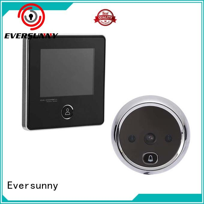 best digital peephole viewer peephole for sliding door Eversunny