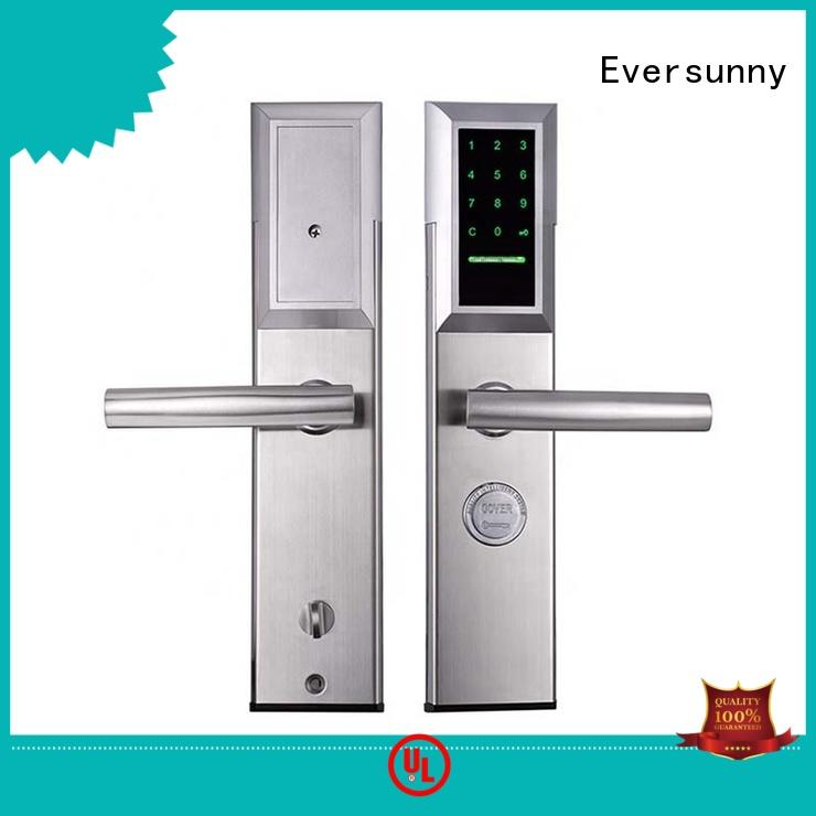 electronic front door lock with code remote entry home for office