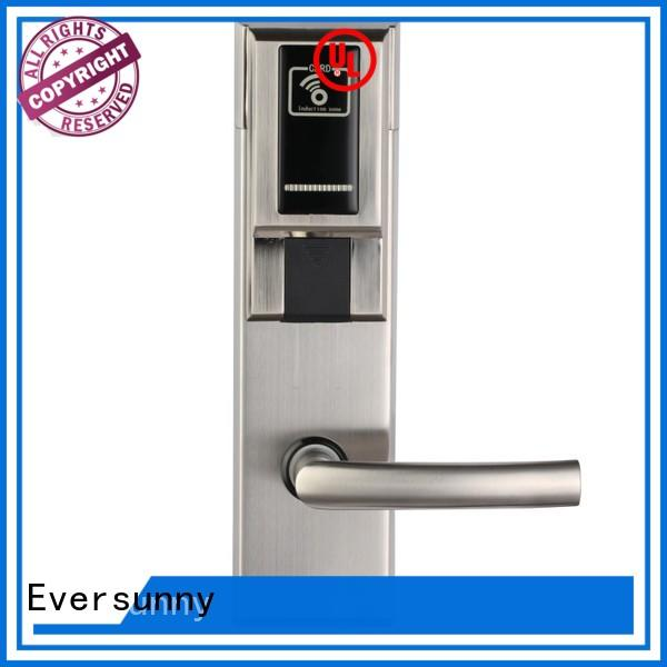 Eversunny safe key card door entry systems energy-saving for door