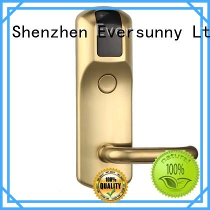 Eversunny key card lock international standard for apartment