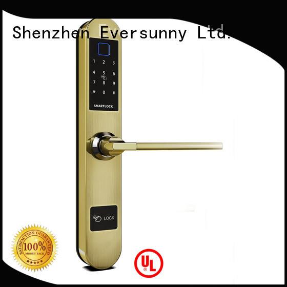 Eversunny home lock fingerprint supplier for house