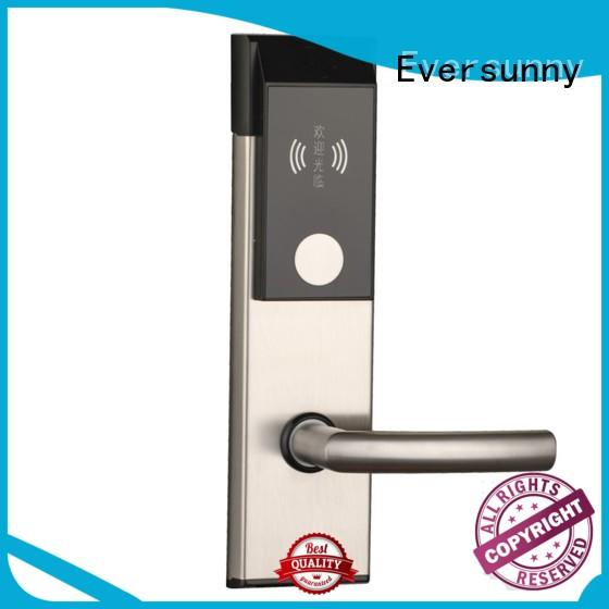 reliable hotel card key system suppliers lock with central management control system for hotel