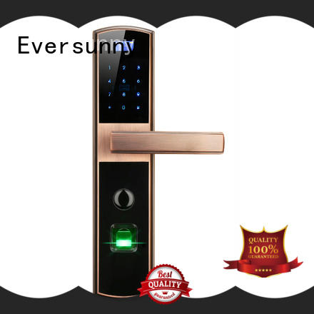 keyless house door locks for apartment Eversunny