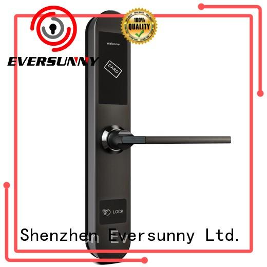 Electronic key card lock system card energy-saving for apartment