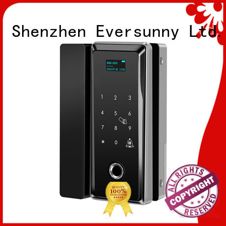 Eversunny lock finger scan door lock for apartment