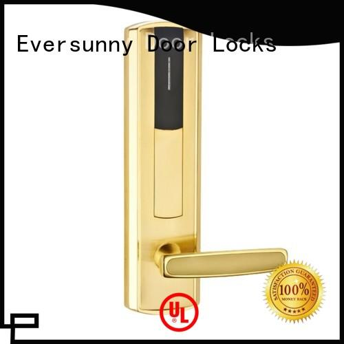 Eversunny card key card entry system international standard for home