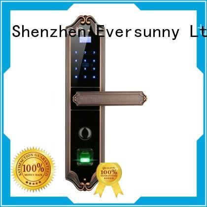 Eversunny keyless home door lock for residence