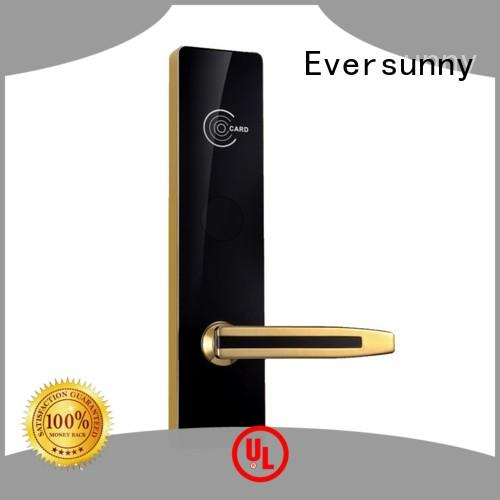 Eversunny rfid key cards international standard for home
