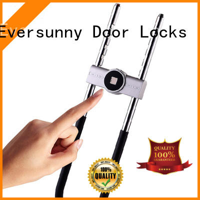 Eversunny finger touch lock knob