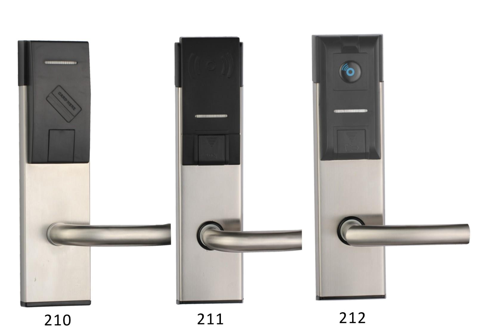 practical key card lock system international standard for apartment
