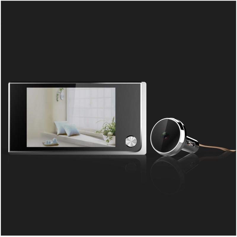 Hidden Camera  Peephole Viewer with 24hr Monitoring