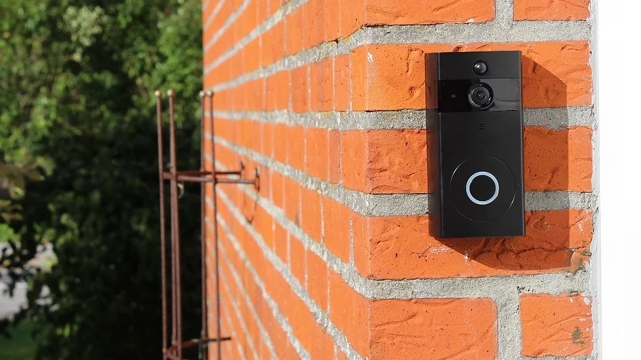 Eversunny wireless wifi video doorbell energy-saving for door-2