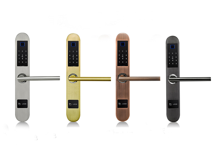 reliable keyless lock good quality for apartment-1