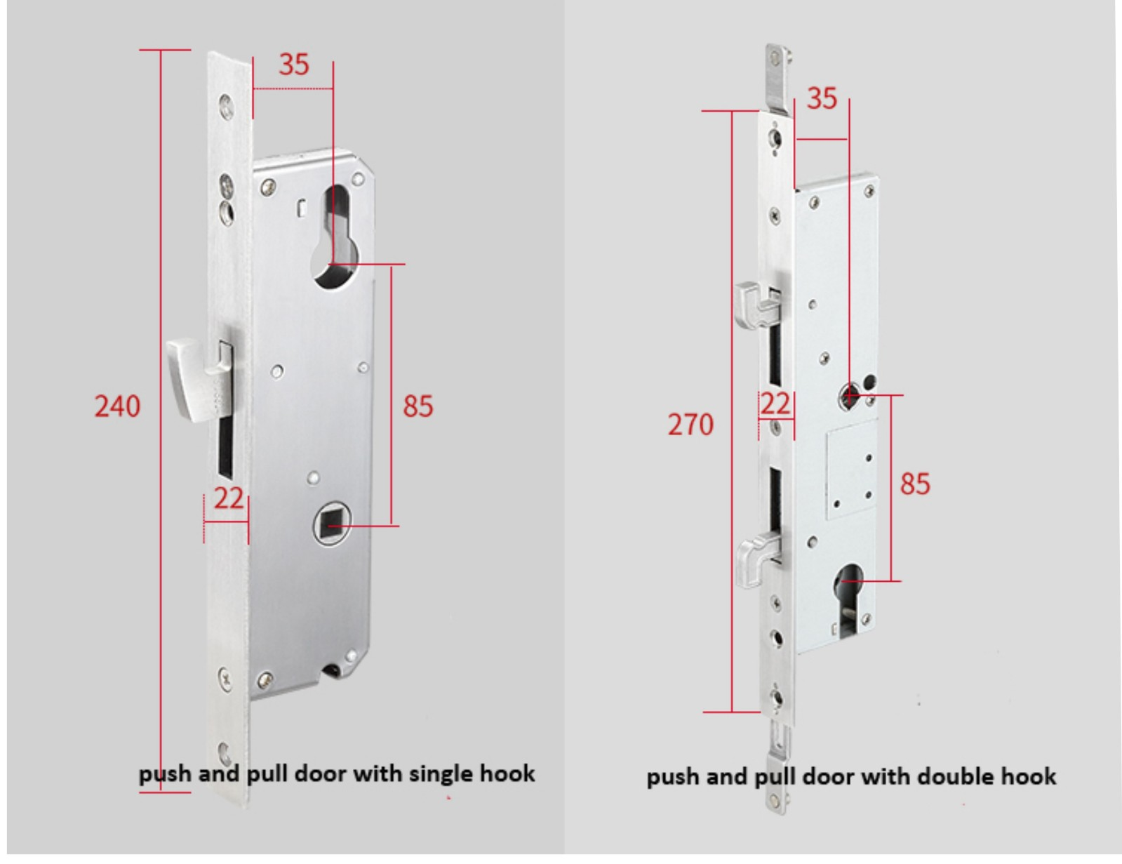 reliable keyless lock good quality for apartment-11