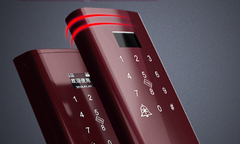 Eversunny top fingerprint lock for residence-7