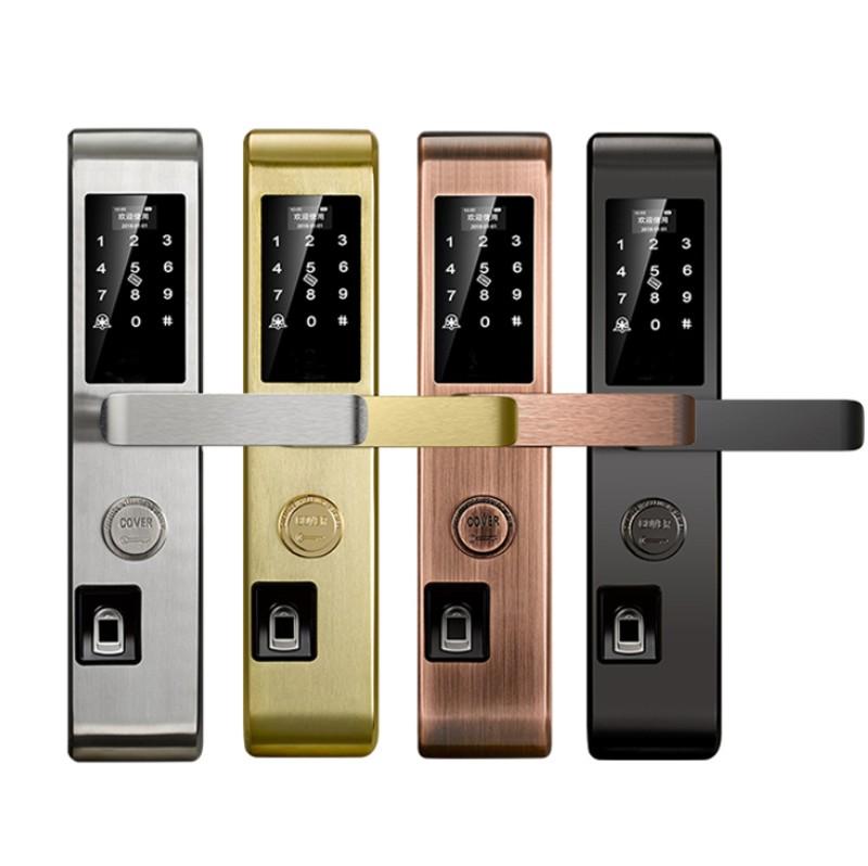 Eversunny digital lock front door for residence-2