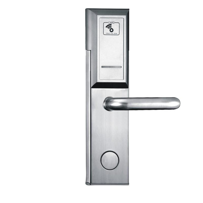 Smart card key door lock for hotel and apartment KB102