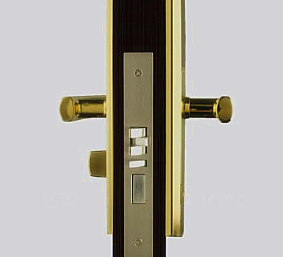 Eversunny key card door lock price stainless steel for home-4