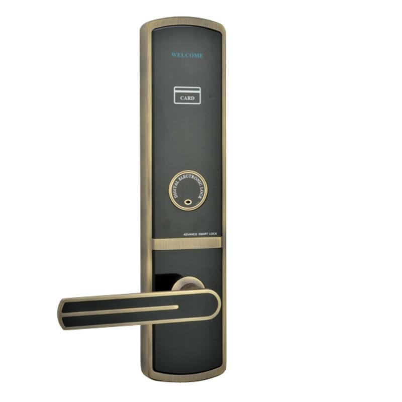 Apartment Room Smart  Door Lock Magnetic RFID Card Zinc alloy  KB719