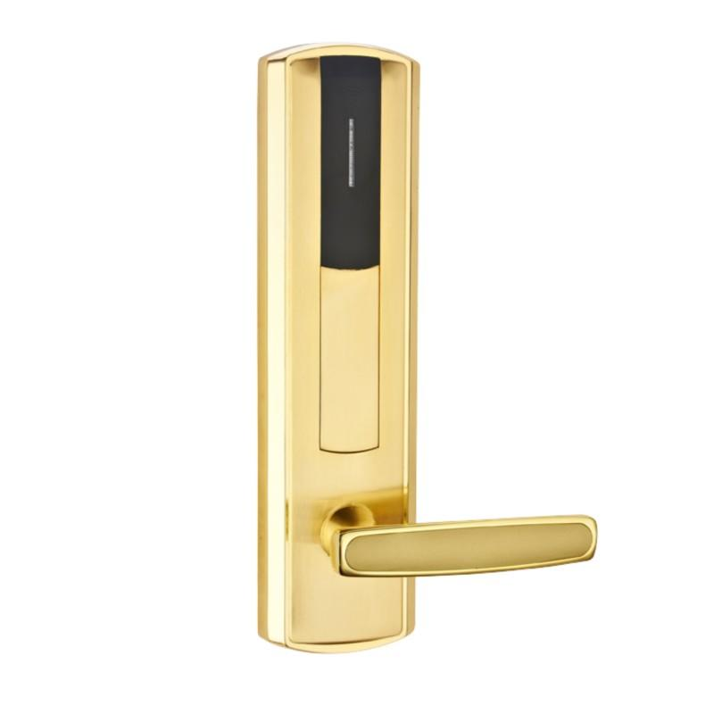 Electronic Key Card Anti-Theft Door Lock for Renting Room KB710
