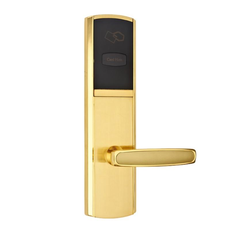 Smart door Lock Hotel and House Anti-Theft function KB711