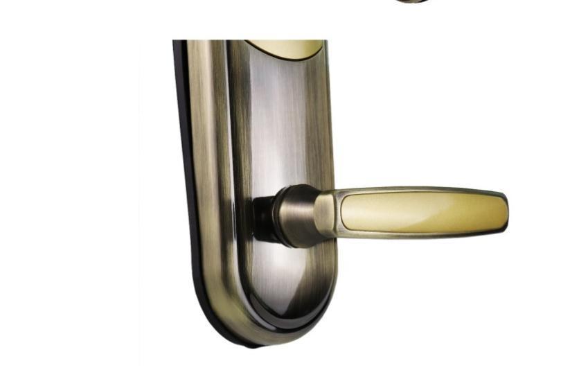 Eversunny practical rfid card door lock international standard for apartment
