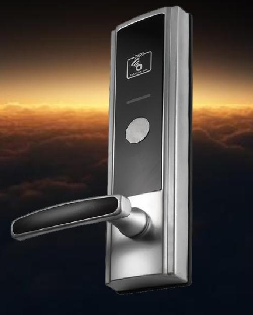 Electronic key card access locks international standard for hotel-1