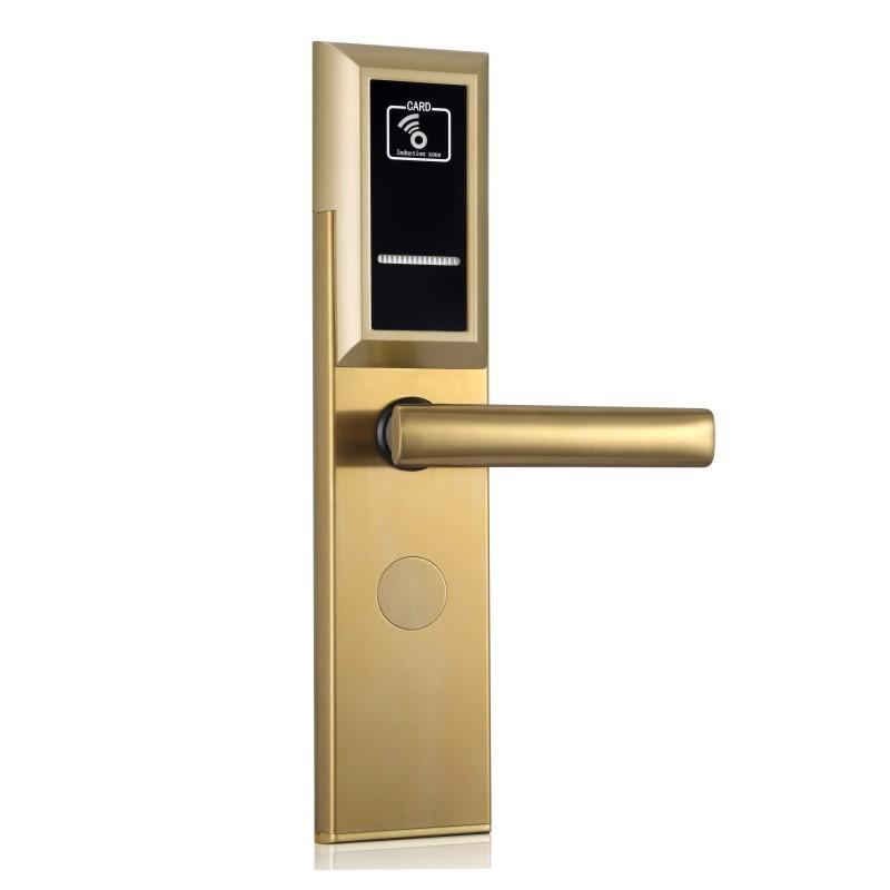 High Security Deadbolt door lock Keyless Rfid Electronic Entry Hotel KB811