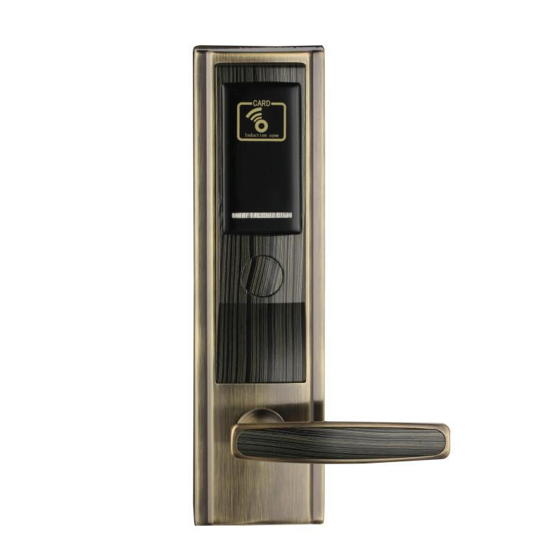 Manufacturer Smart key card door lock unlock access  KB821