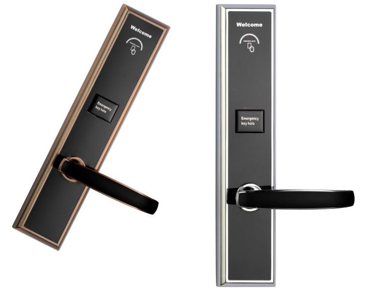 Eversunny card access locks with central management control system for apartment