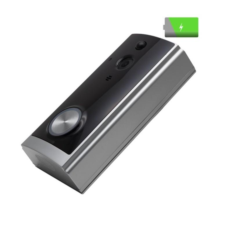 Smart Wireless Video Doorbell  with Cameran night vision  VD10