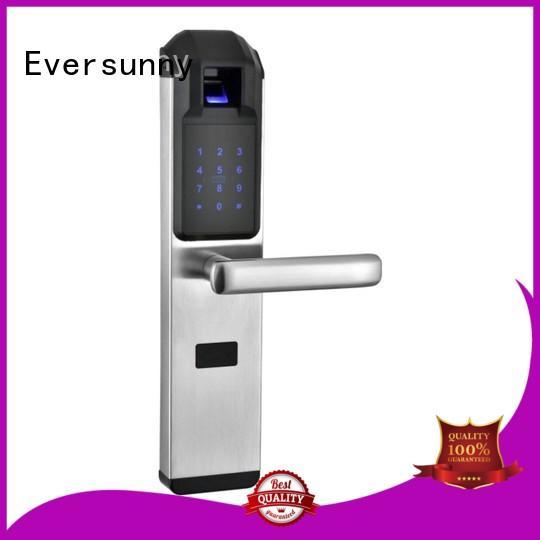 safe smart keyless door lock handle front door for house