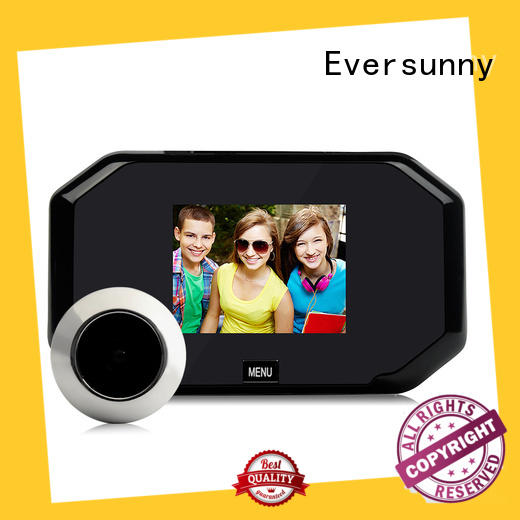3.0 inch camera intelligent visual doorbell with dry battery  30BH