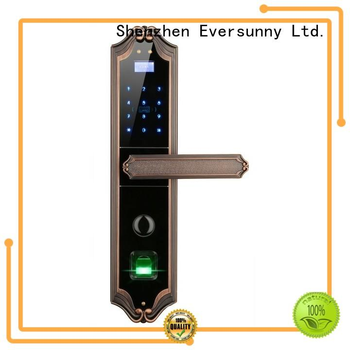 Eversunny touch gate locks and handles good quality villa