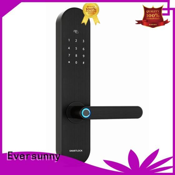 Eversunny lock fingerprint door lock price front door for apartment