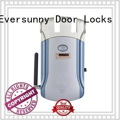 Eversunny easy installation remote control gate lock energy-saving for office